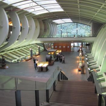 General exhibition area, Nanhai museum
